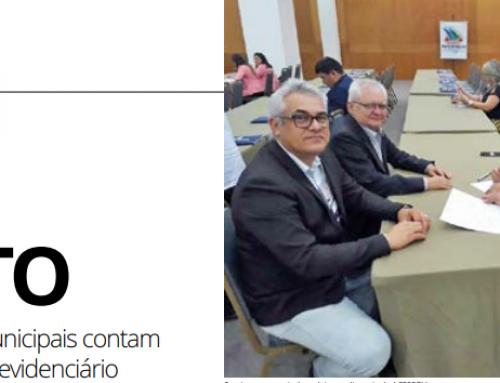 Os servidores municipais contam com um Oásis previdenciário